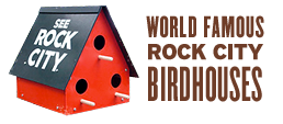 Rock City Bird Houses