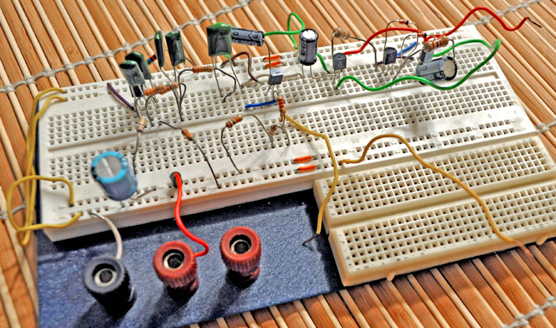 Perfect CPO - Breadboard Build